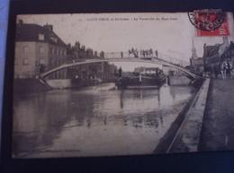 Saint Omer Et Environs - La Passerelle Du Haut Pont. - Saint Omer