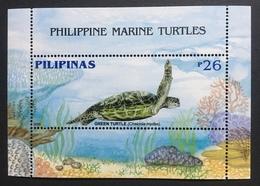 MNH Philippines 2006 - Marine Turtles SS - Turtles
