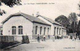 84Vn   88 Rahon L'Etape La Gare - Raon L'Etape