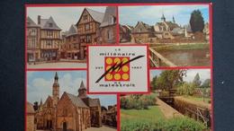 CPM LE MILLENAIRE DE MALESTROIT 987 1987 - Malestroit
