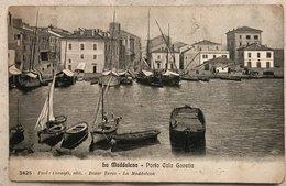 Sassari La Maddalena Porto Cala Gavetta - Italien