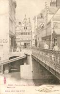 Gand / Gent : Pont Du Laitage Et Maison De Jean Palfyn 1901 - Gent