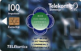 Not Used - EDI Bled 99. Col: SI-TLS-0213 - 100 Units. - Slovenia