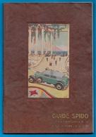 AUTOMOBILE 1929 GUIDE (Huile) SPIDO ** Auto Voiture Car - Reclame