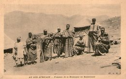 (65)  CPA Lesotho Basutoland  Femmes De La Montagne  (bon Etat) - Lesotho
