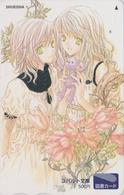 Carte Prépayée Japon - MANGA - SHUEISHA - COBALT - ANIME Japan Prepaid Tosho Card - 10186 - Comics