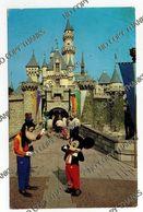 DISNEYLAND - Mickey Mouse And Goofy - Walt Disney - Disneyland