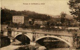 ENTRADA DE CANGAS DE ONIS - Asturias (Oviedo)