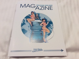 Magazine Jean Paul Gaultier - Modernes (à Partir De 1961)