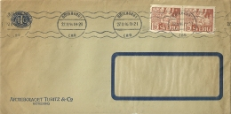 Sverige 1946 Göteborg - Lettres & Documents