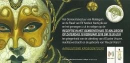 België Maldegem / Carnaval / Masque Masker MAsk - Carnaval