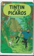 Tintin Et Les Picaros - Télé 2000 -(Californie) - BD