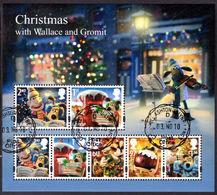 2011 Christmas Souvenir Sheet Fine Used. - 1952-.... (Elizabeth II)