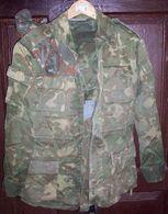 Ukrainian Army Ensign Camouflage Uniform Set (cap, Jacket, Pants) ATO - Size 46 - Uniformes