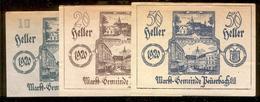 AUSTRIA NOTGELD 741 Peuerbach - Austria