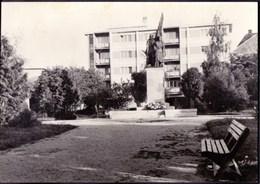 CROATIA - HRVATSKA - NAŠICE - Monument To Fallen Soldiers Partizan  - 1968 - Croatia