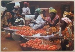 BENIN - PORTO NOVO - Marche Ahouangbomé  VG - Benin