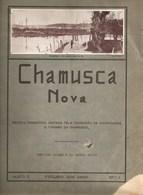 Chamusca - Revista Chamusca Nova Nº 1 De 1928 . Santarém. - Magazines