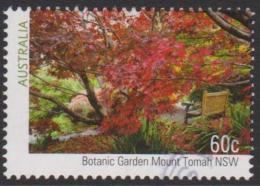 AUSTRALIA - USED 2013 60c Australian Botanic Gardens - Mt. Toman, New South Wales - Trees - Usati