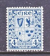 IRELAND  71   *    Wmk.  44   ARMS - 1922-37 Irish Free State