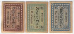 AUSTRIA NOTGELD 992 Senftenbach - Austria