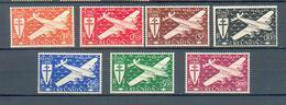 REU 664 - YT PA 28 à 34 * - Réunion (1852-1975)