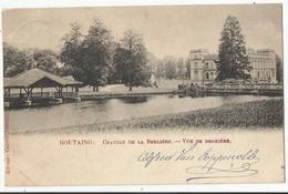 HOUTAING : Château De La - Vue De Derrière Berlière 1902 (ATH) - Ath