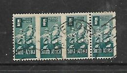 S.Africa 1942 Small War Effort, 1/2d Unit Plus 1  Used - Zuid-Afrika (...-1961)