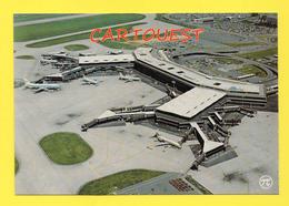 CPSM 75 PARIS ORLY AÉROPORT Aérogare ORLY OUEST 1982 - Aéroports De Paris