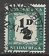 S.Africa 1948, 1/2D Postage Due, Used, - Zuid-Afrika (...-1961)