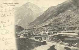 LANSLEBOURG (Savoie ) Vue Generale RV - Autres Communes