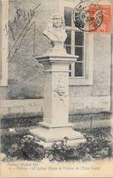 Pézenas - Le Collège - Buste De Molière De L'Elève Costa - Edition Richard - Carte N° 6 - Schools