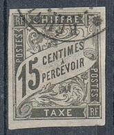 COLONIES GENERALES TAXE N°7  Oblitération De La Réunion - Postage Due
