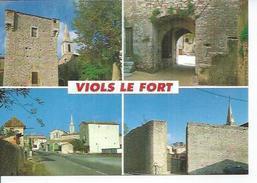 2391 - VIOLS LE FORT - ( 4 VUES ) - Frankrijk