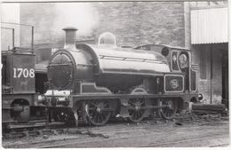Haworth (KWVLR)  - Steamlocomotive 752 - KEIGHLEY And WORTH VALLEY RAILWAY - Trains