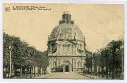 CPA - Carte Postale - Belgique - Montaigu - L'Eglise - Façade (CP3089) - Belgique