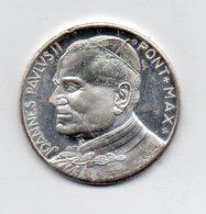 Italia - Medaglia Papa Giovanni Paolo II° - Pont. Max - (FDC9671) - Other