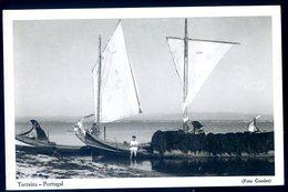 Cpsm Carte Photo Dos Blanc Du Portugal Torreira -- Foto Guedes  AVRIL18-08 - Autres