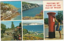 Isle Of Wight : King George V PILLAR BOX - Non Classés