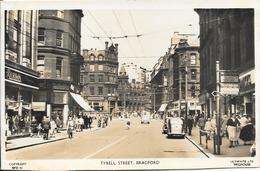 Carte Photo - Tyrell Street,  BRADFORD - Bradford