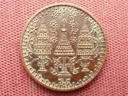THAILANDE Monnaie Ou Médaille à Identifier !!!!diamètre 32 Ou 33 Poids Entre 13 Et 14 Grs - Thailand