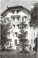 HOTEL DE LA CHATAIGNERAIE Au Bord Du Lac. Tel 4.25 - Avenue De Corzent- Thonon Les Bains - Thonon-les-Bains