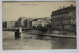 CPA 55 Verdun Pont De La Meuse SINGER Magasin Machines à Coudre Belle Carte - Verdun