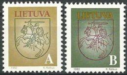 LITAUEN 1993 Mi-Nr. 531/32 ** MNH - Lithuania