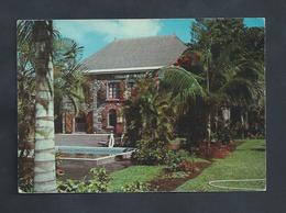 ILE DE LA RÉUNION L HÔTEL DE VILLE DE St LEU : - Réunion
