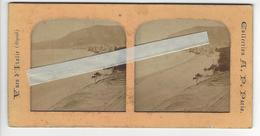 Circa 1870 ONEILLE ONEGLIA STEREO ITALIE ITALIA PHOTO STEREO Système à La Lumière /FREE SHIPPING REGISTERED - Stereoscopic