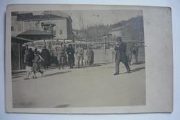 RIJEKA FIUME, SUSAK - Croatia / Italy, Border, Old Postcard, Unu - Kroatien