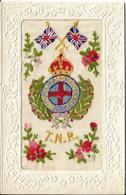 Carte Brodée Royal British Army.T N R - Régiments