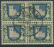 1813 - 5 Rp. Fribourg Mit Zentrumstempel Stempel OLTEN 12.XII.30 - Gebraucht