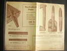 T. Doc. 7. Ancienne Publicité  Avec Bon De Commande De Cigares - Documents